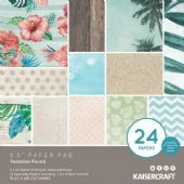 "Kaisercraft 6½"" Paper Pad - Paradise Found - PP1062"